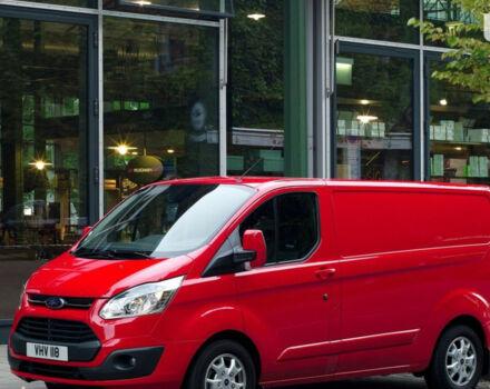 купити нове авто Форд Транзит Кастом 2021 року від офіційного дилера БРИСТОЛЬ-АВТО Форд фото