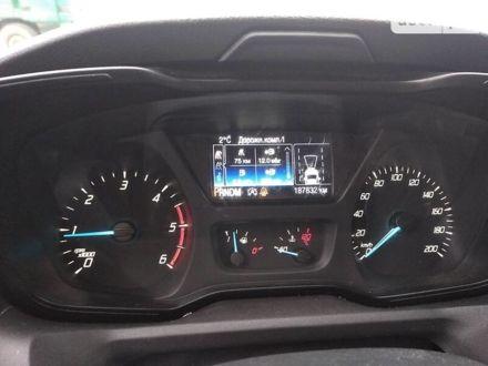 Білий Форд Транзит, об'ємом двигуна 2 л та пробігом 188 тис. км за 16900 $, фото 1 на Automoto.ua
