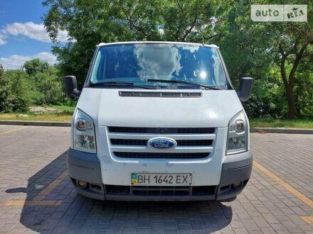 Білий Форд Транзит вант., об'ємом двигуна 2.2 л та пробігом 193 тис. км за 7899 $, фото 1 на Automoto.ua