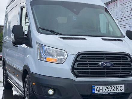 Білий Форд Транзит вант., об'ємом двигуна 2.2 л та пробігом 220 тис. км за 14000 $, фото 1 на Automoto.ua