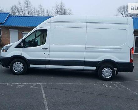 Белый Форд Транзит груз., объемом двигателя 2 л и пробегом 94 тыс. км за 14800 $, фото 1 на Automoto.ua