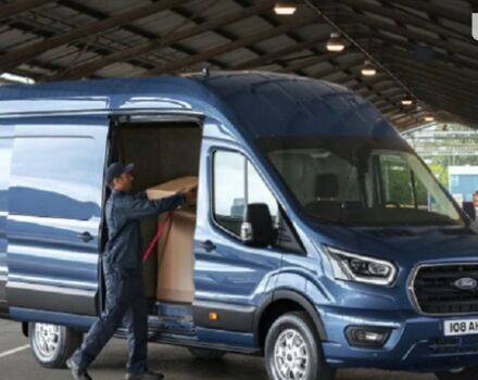 Форд Транзит груз., объемом двигателя 2 л и пробегом 0 тыс. км за 43050 $, фото 1 на Automoto.ua