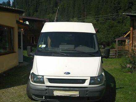 Білий Форд Transit груз.-пасс., об'ємом двигуна 2.4 л та пробігом 260 тис. км за 6800 $, фото 1 на Automoto.ua