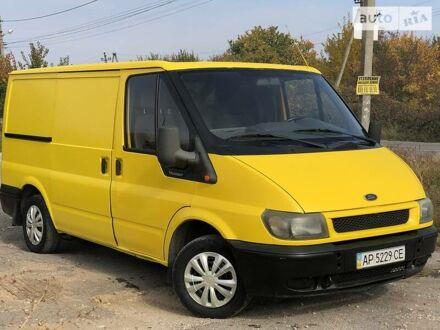 Желтый Форд Транзит груз., объемом двигателя 2.5 л и пробегом 250 тыс. км за 5800 $, фото 1 на Automoto.ua