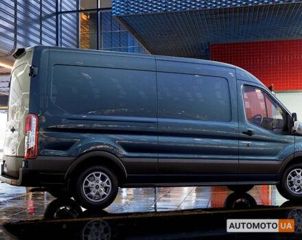 Серый Форд Транзит груз., объемом двигателя 2 л и пробегом 0 тыс. км за 49476 $, фото 1 на Automoto.ua