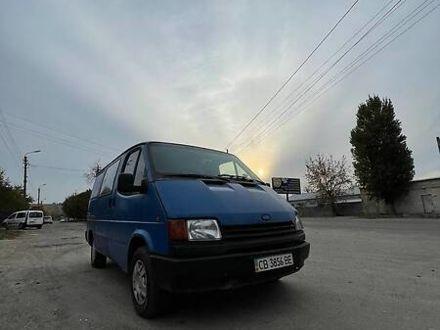 Синий Форд Транзит груз., объемом двигателя 2 л и пробегом 160 тыс. км за 2490 $, фото 1 на Automoto.ua