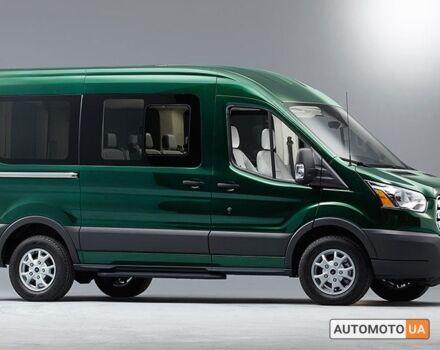 Форд Транзит, об'ємом двигуна 2.2 л та пробігом 0 тис. км за 29818 $, фото 1 на Automoto.ua