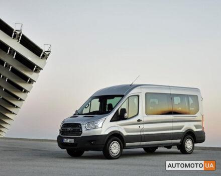 Форд Транзит, об'ємом двигуна 2.2 л та пробігом 0 тис. км за 47434 $, фото 1 на Automoto.ua