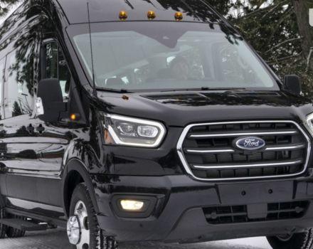 купить новое авто Форд Транзит пасс. 2021 года от официального дилера БРИСТОЛЬ-АВТО Форд фото