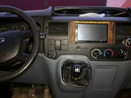 Серый Форд Транзит, объемом двигателя 2 л и пробегом 209 тыс. км за 4999 $, фото 1 на Automoto.ua