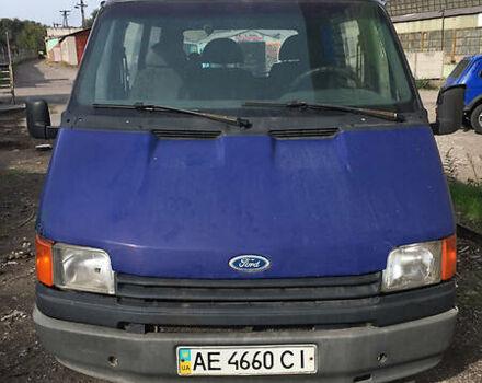 Синий Форд Транзит, объемом двигателя 2 л и пробегом 100 тыс. км за 1700 $, фото 1 на Automoto.ua