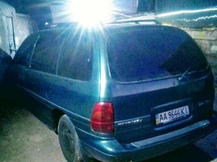 Зеленый Форд Виндстар, объемом двигателя 0 л и пробегом 274 тыс. км за 1500 $, фото 1 на Automoto.ua