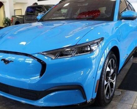 купити нове авто Форд Mustang Mach-E 2021 року від офіційного дилера Next Car Форд фото
