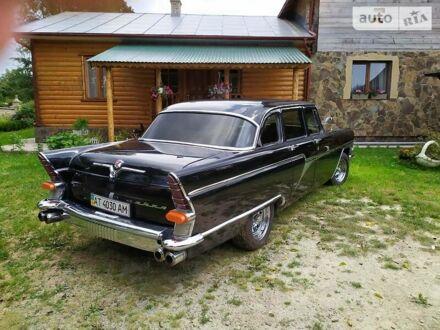 Черный ГАЗ 13, объемом двигателя 0 л и пробегом 10 тыс. км за 68999 $, фото 1 на Automoto.ua