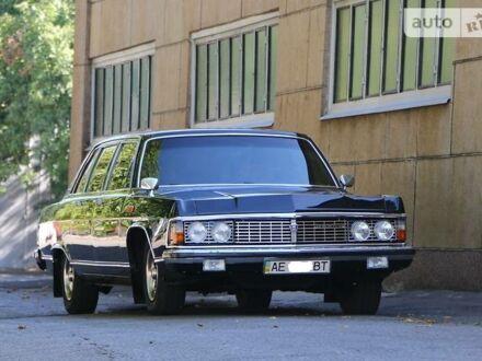 Черный ГАЗ 14, объемом двигателя 5.5 л и пробегом 31 тыс. км за 71000 $, фото 1 на Automoto.ua