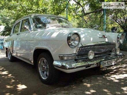 Белый ГАЗ 21, объемом двигателя 2.4 л и пробегом 100 тыс. км за 5500 $, фото 1 на Automoto.ua