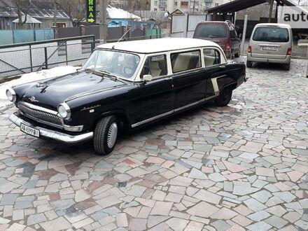 Черный ГАЗ 21, объемом двигателя 2.5 л и пробегом 283 тыс. км за 6500 $, фото 1 на Automoto.ua