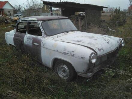 Коричневый ГАЗ 21, объемом двигателя 2 л и пробегом 85 тыс. км за 999 $, фото 1 на Automoto.ua