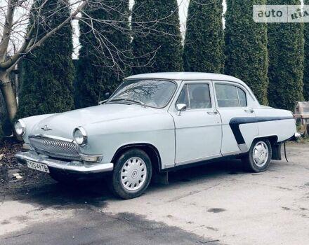 ГАЗ 21, объемом двигателя 0 л и пробегом 10 тыс. км за 1581 $, фото 1 на Automoto.ua