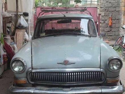 Серый ГАЗ 21, объемом двигателя 2.11 л и пробегом 96 тыс. км за 1600 $, фото 1 на Automoto.ua