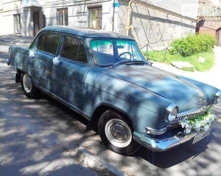 Сірий ГАЗ 21, об'ємом двигуна 0 л та пробігом 18 тис. км за 13998 $, фото 1 на Automoto.ua