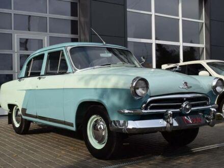 Синий ГАЗ 21, объемом двигателя 2.1 л и пробегом 600 тыс. км за 30000 $, фото 1 на Automoto.ua