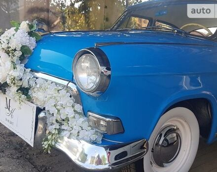 Синій ГАЗ 21, об'ємом двигуна 2.3 л та пробігом 1 тис. км за 15000 $, фото 1 на Automoto.ua