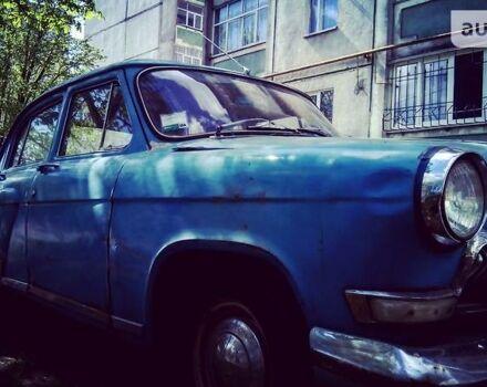 Голубой ГАЗ 21, объемом двигателя 2.4 л и пробегом 10 тыс. км за 500 $, фото 1 на Automoto.ua
