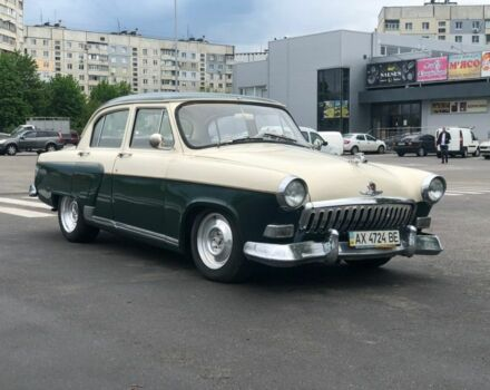 Зелений ГАЗ 21, об'ємом двигуна 2 л та пробігом 1 тис. км за 3500 $, фото 1 на Automoto.ua