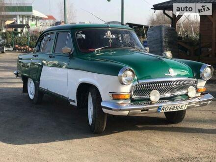 Зеленый ГАЗ 21, объемом двигателя 2.4 л и пробегом 100 тыс. км за 5500 $, фото 1 на Automoto.ua