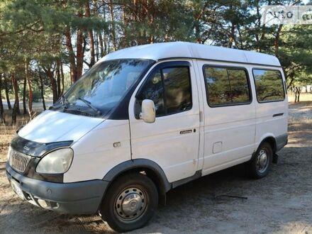 Білий ГАЗ 2217 Соболь, об'ємом двигуна 2.3 л та пробігом 170 тис. км за 2500 $, фото 1 на Automoto.ua