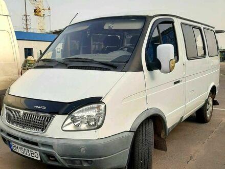 Белый ГАЗ 2217 Соболь, объемом двигателя 2.5 л и пробегом 92 тыс. км за 4500 $, фото 1 на Automoto.ua