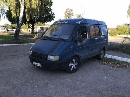 Синій ГАЗ 2217 Соболь, об'ємом двигуна 2.4 л та пробігом 2 тис. км за 1800 $, фото 1 на Automoto.ua