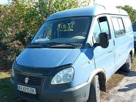 Синій ГАЗ 2217 Соболь, об'ємом двигуна 2.3 л та пробігом 98 тис. км за 3500 $, фото 1 на Automoto.ua