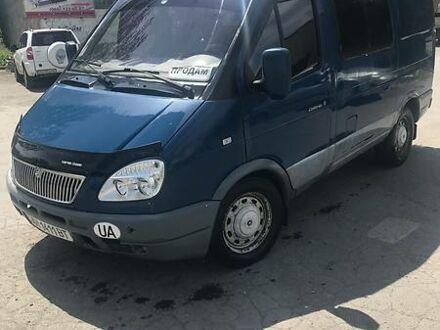 Синій ГАЗ 2217 Соболь, об'ємом двигуна 2.4 л та пробігом 131 тис. км за 2053 $, фото 1 на Automoto.ua