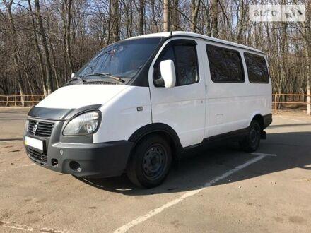 Білий ГАЗ 2217 Баргузин, об'ємом двигуна 2.3 л та пробігом 150 тис. км за 3500 $, фото 1 на Automoto.ua