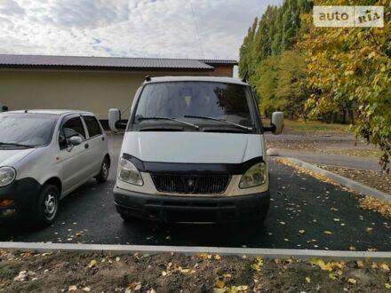 Білий ГАЗ 2217 Баргузин, об'ємом двигуна 2.5 л та пробігом 260 тис. км за 3500 $, фото 1 на Automoto.ua