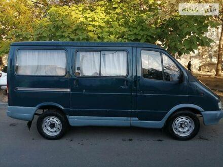 Зелений ГАЗ 2217 Баргузин, об'ємом двигуна 2.3 л та пробігом 100 тис. км за 2500 $, фото 1 на Automoto.ua