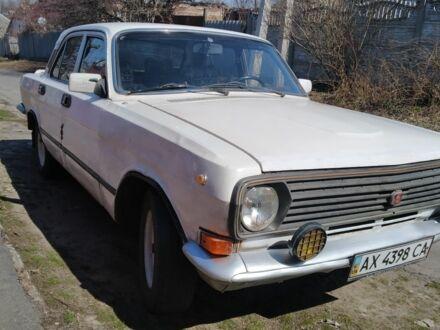 Белый ГАЗ 24-10 Волга, объемом двигателя 2.4 л и пробегом 184 тыс. км за 1100 $, фото 1 на Automoto.ua