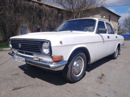 Белый ГАЗ 24-10 Волга, объемом двигателя 2.5 л и пробегом 100 тыс. км за 1050 $, фото 1 на Automoto.ua