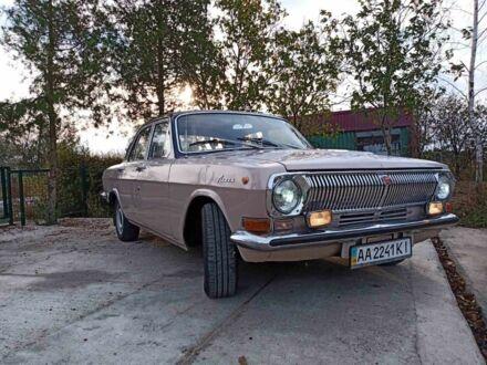 Бежевый ГАЗ 24-10 Волга, объемом двигателя 2.5 л и пробегом 100 тыс. км за 3500 $, фото 1 на Automoto.ua