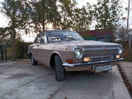 Бежевий ГАЗ 24-10 Волга, об'ємом двигуна 2.5 л та пробігом 100 тис. км за 3500 $, фото 1 на Automoto.ua