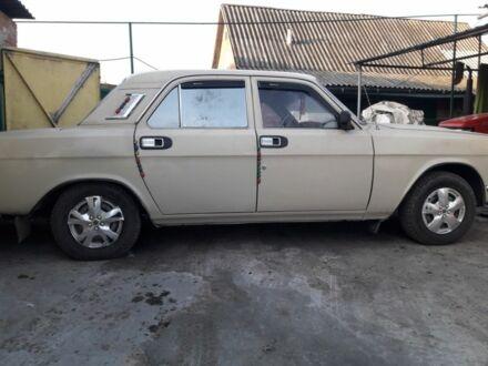 Бежевый ГАЗ 24-10 Волга, объемом двигателя 2.45 л и пробегом 120 тыс. км за 1500 $, фото 1 на Automoto.ua