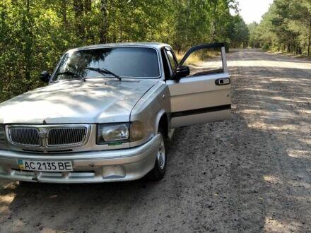 Серый ГАЗ 24-10 Волга, объемом двигателя 2.5 л и пробегом 36 тыс. км за 25000 $, фото 1 на Automoto.ua