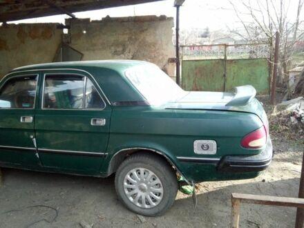 Зеленый ГАЗ 24-10 Волга, объемом двигателя 2.5 л и пробегом 89 тыс. км за 1607 $, фото 1 на Automoto.ua
