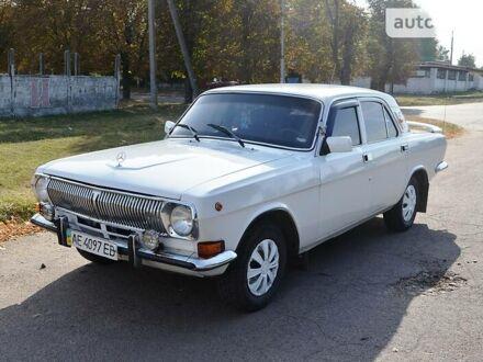 Белый ГАЗ 24, объемом двигателя 2.4 л и пробегом 100 тыс. км за 1800 $, фото 1 на Automoto.ua