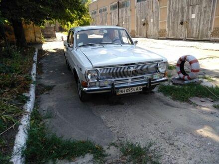 Белый ГАЗ 24, объемом двигателя 2.4 л и пробегом 135 тыс. км за 3400 $, фото 1 на Automoto.ua