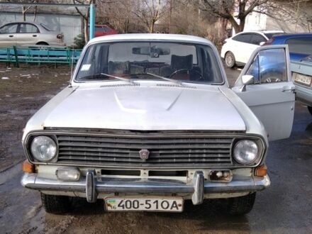 Белый ГАЗ 24, объемом двигателя 2.4 л и пробегом 1 тыс. км за 800 $, фото 1 на Automoto.ua