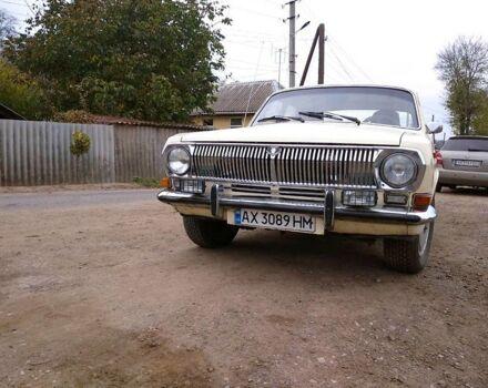 Бежевий ГАЗ 24, об'ємом двигуна 2.4 л та пробігом 32 тис. км за 1000 $, фото 1 на Automoto.ua