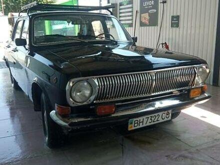 Черный ГАЗ 24, объемом двигателя 2.4 л и пробегом 180 тыс. км за 1000 $, фото 1 на Automoto.ua